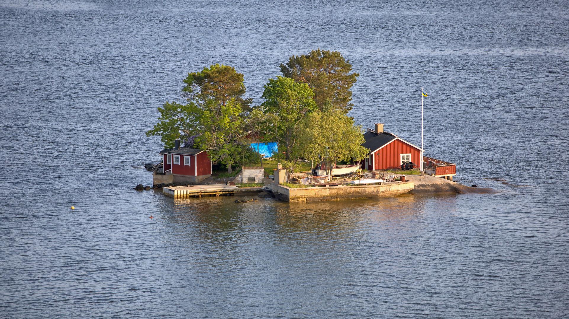 Ab auf die Insel - Stockholms Schärengarten. I