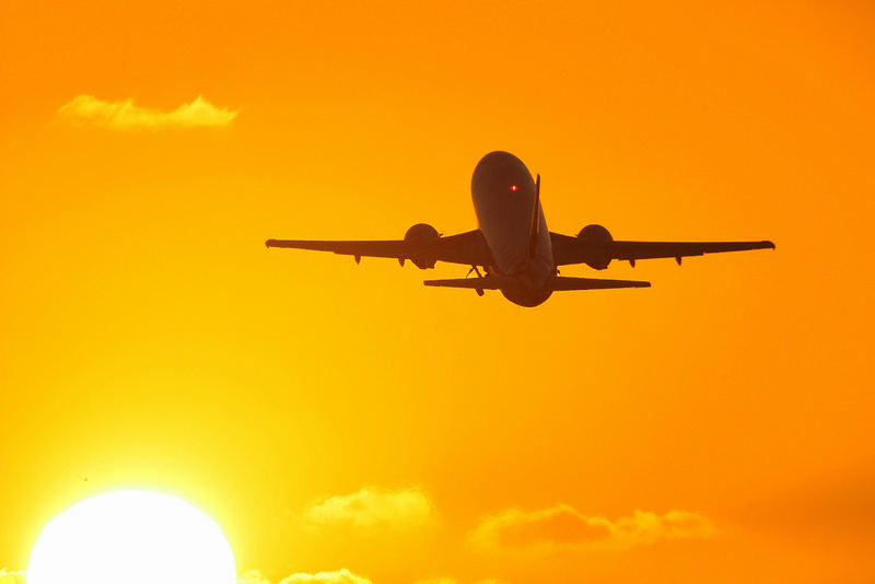 Ab In Den Süden Der Sonne Hinterher Foto Bild Luftfahrt