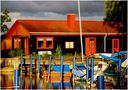 Morgens am Hafen by Rainer W...