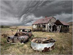 Abandoned Chevrolet