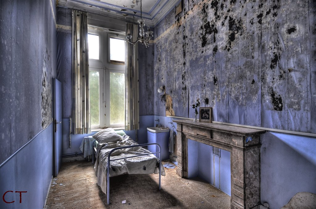 abandoned or not ?
