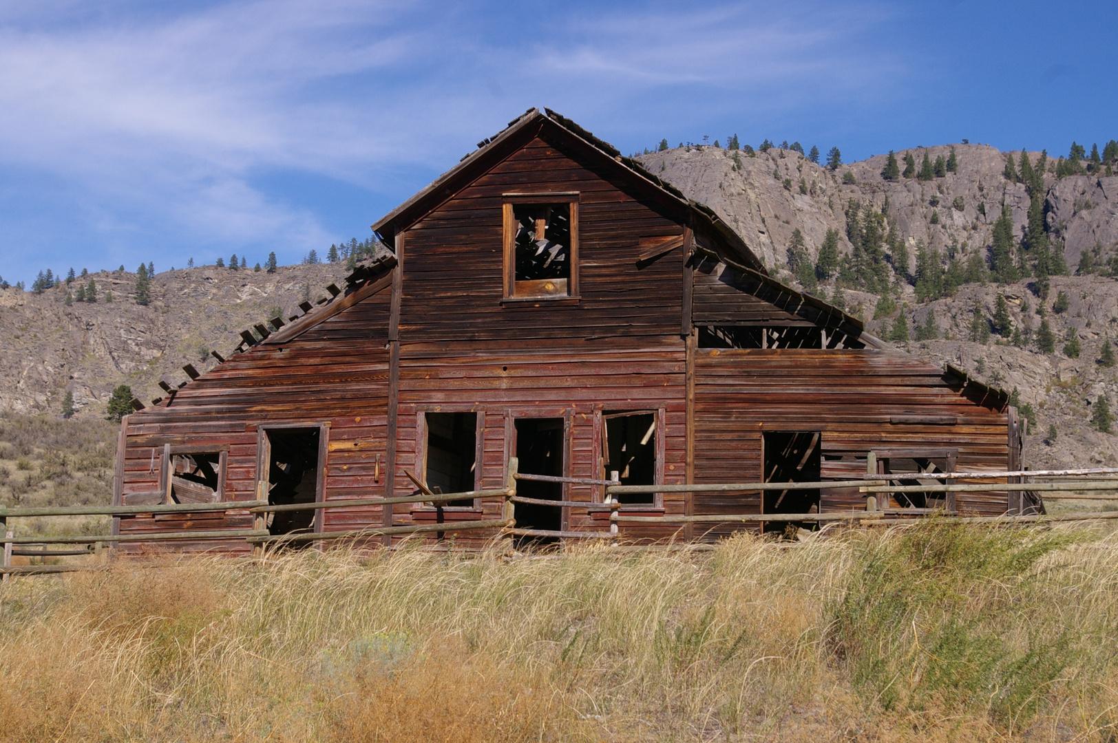 Abandoned Residence - Okanagan-s