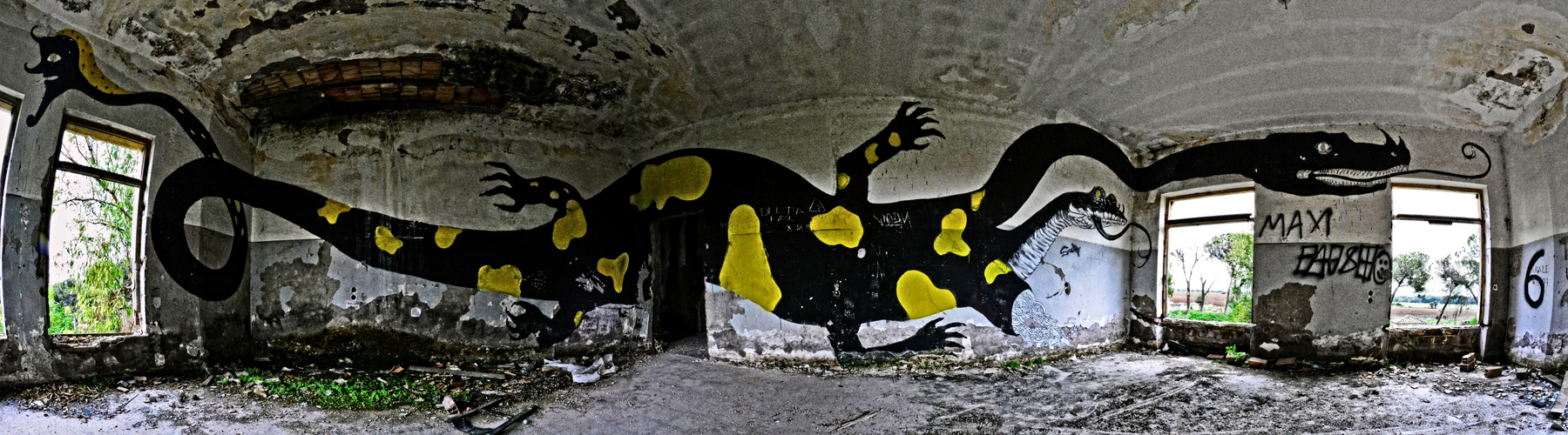 Abandoned the Criminally Insane in Rome