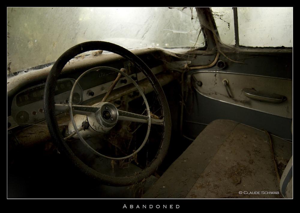 Abandonnée