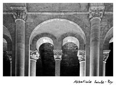 Abbatiale Dainte-Foy de Conques II