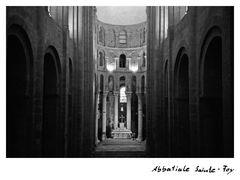 Abbatiale Dainte-Foy de Conques III