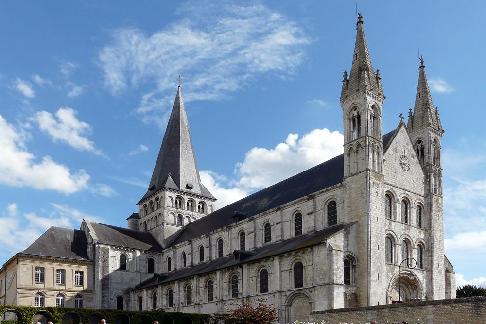 Abbay St. Georges de Boscherville-1