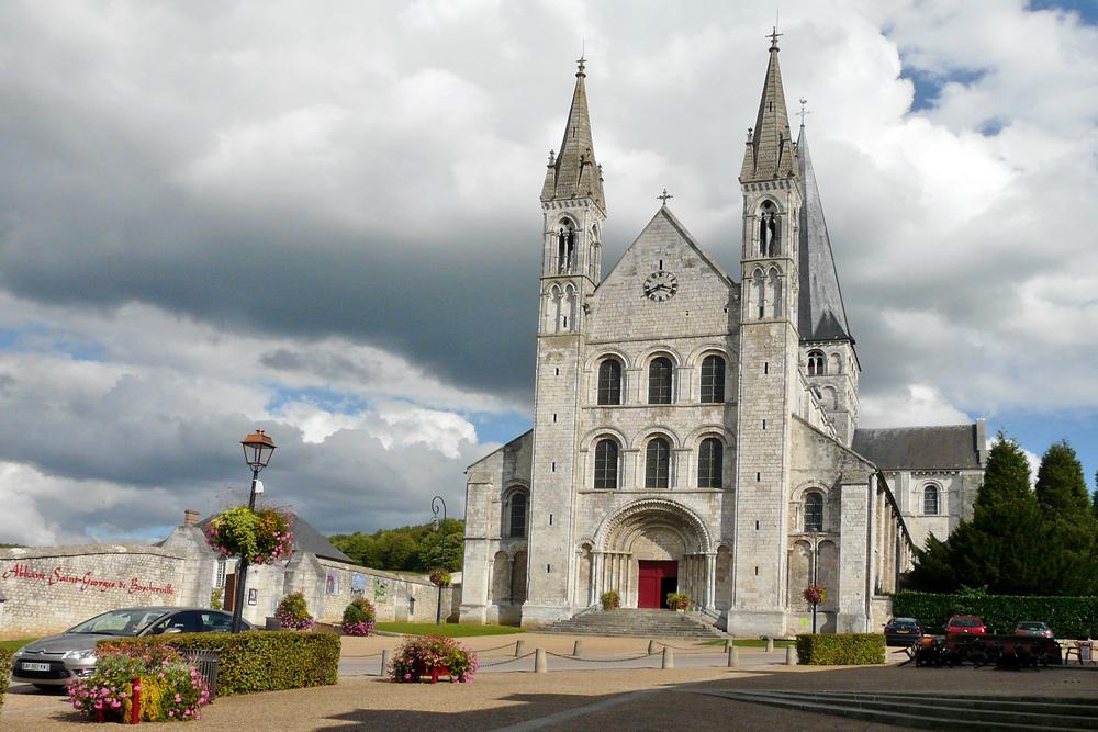 Abbay St. Georges de Boscherville