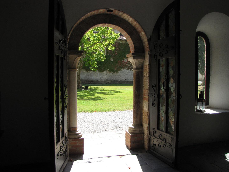 abbaye cistercienne de l'Escaladieu.