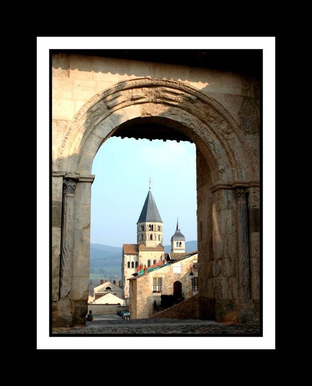 Abbaye de Cluny-1