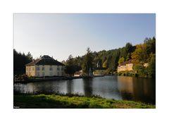 Abbaye de DROITEVAL (Vosges)
