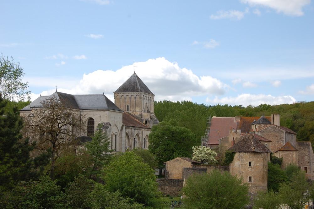 abbaye de Nouaillé