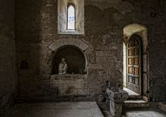 Abbaye de Saint Hilaire - Kirche