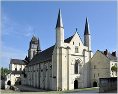Abbaye Royale de Fontevraud VII