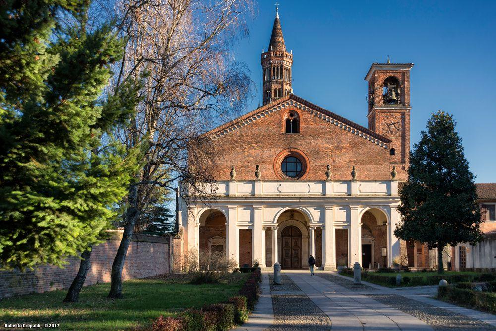 Abbazia di Chiaravalle, Milano