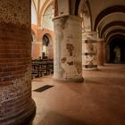 Abbazia di Chiaravalle, navata destra