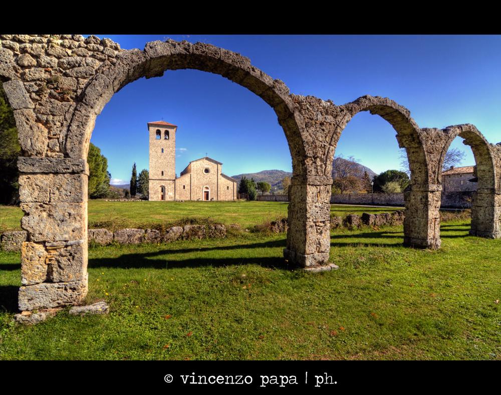 Abbazia di San Vincenzo al Volturno (IS)