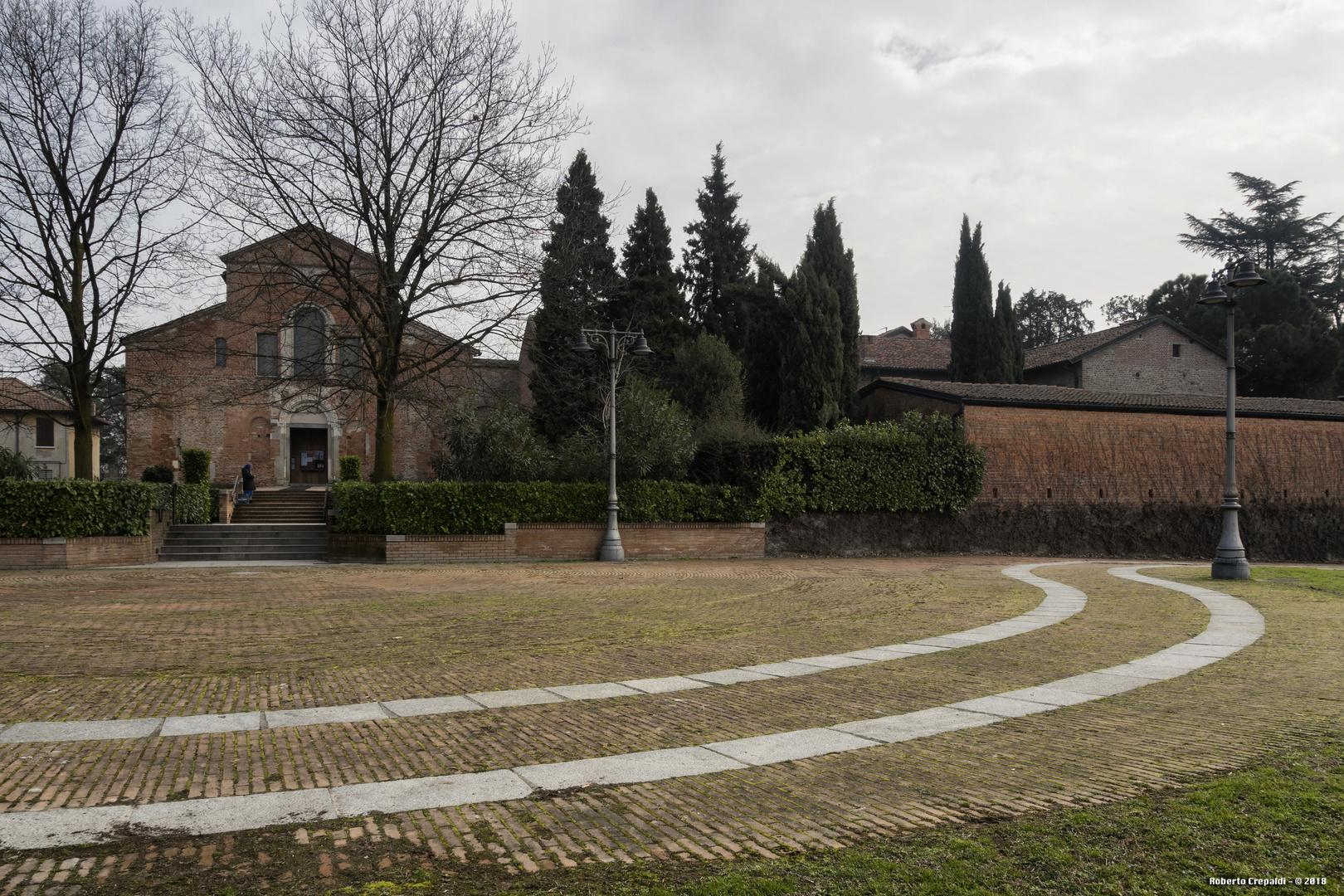 Abbazia Santa Maria in Calvenzano, Milano