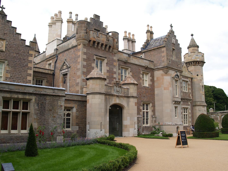 Abbotsford House Melrose/Schottland