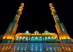 Abdel Moneim Riad Moschee in Dahar