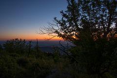 Abend am Feldberg