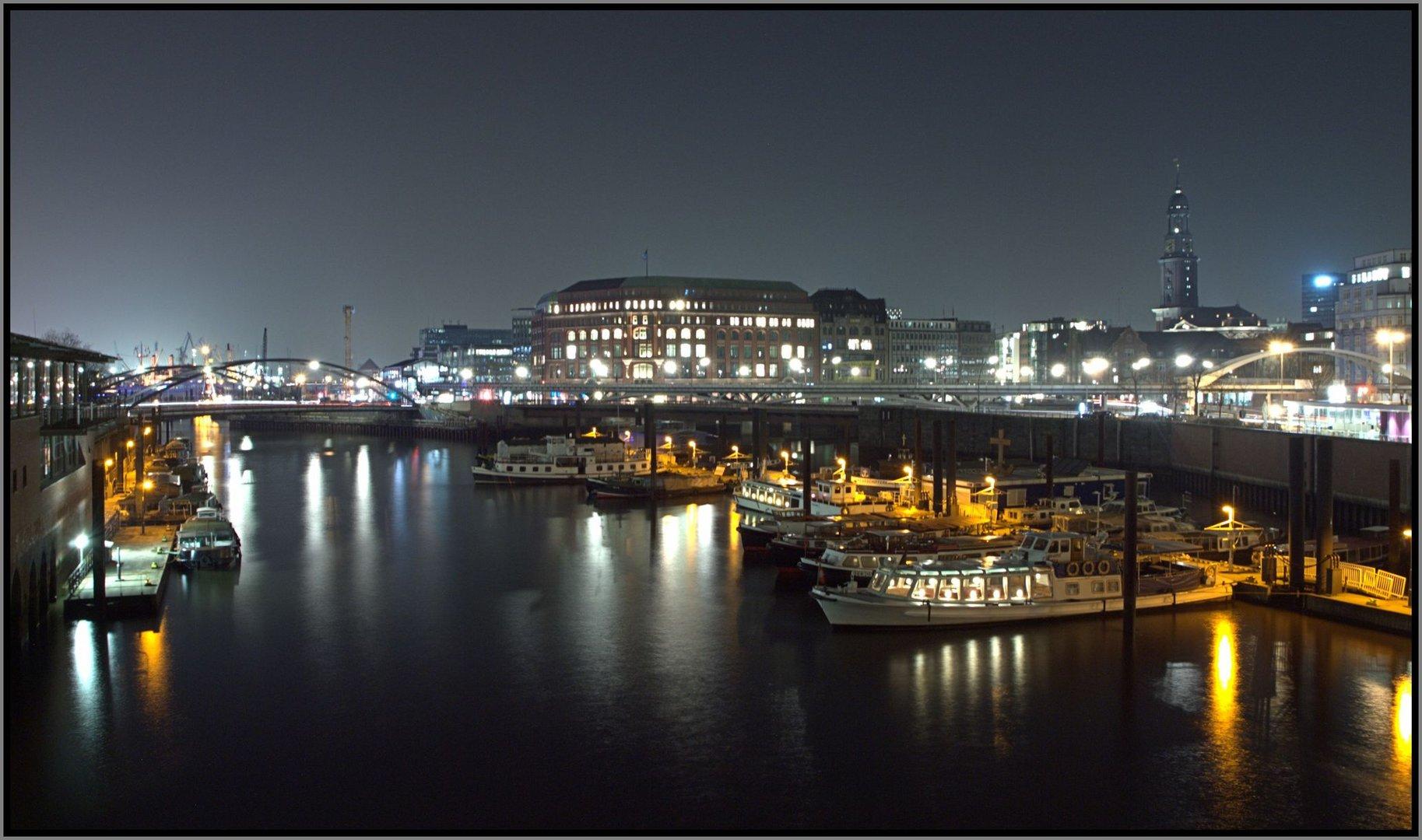 Abend am Fleet