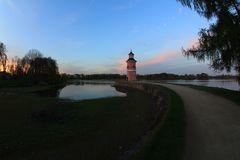 Abend am Leuchtturm