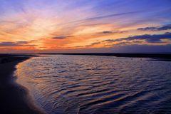 * Abend am Meer *