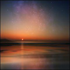 Abend am Meer..