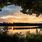 Abend am Rubbenbruchsee (Orton-Variante)