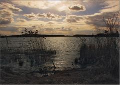 Abend am Schlänitzsee