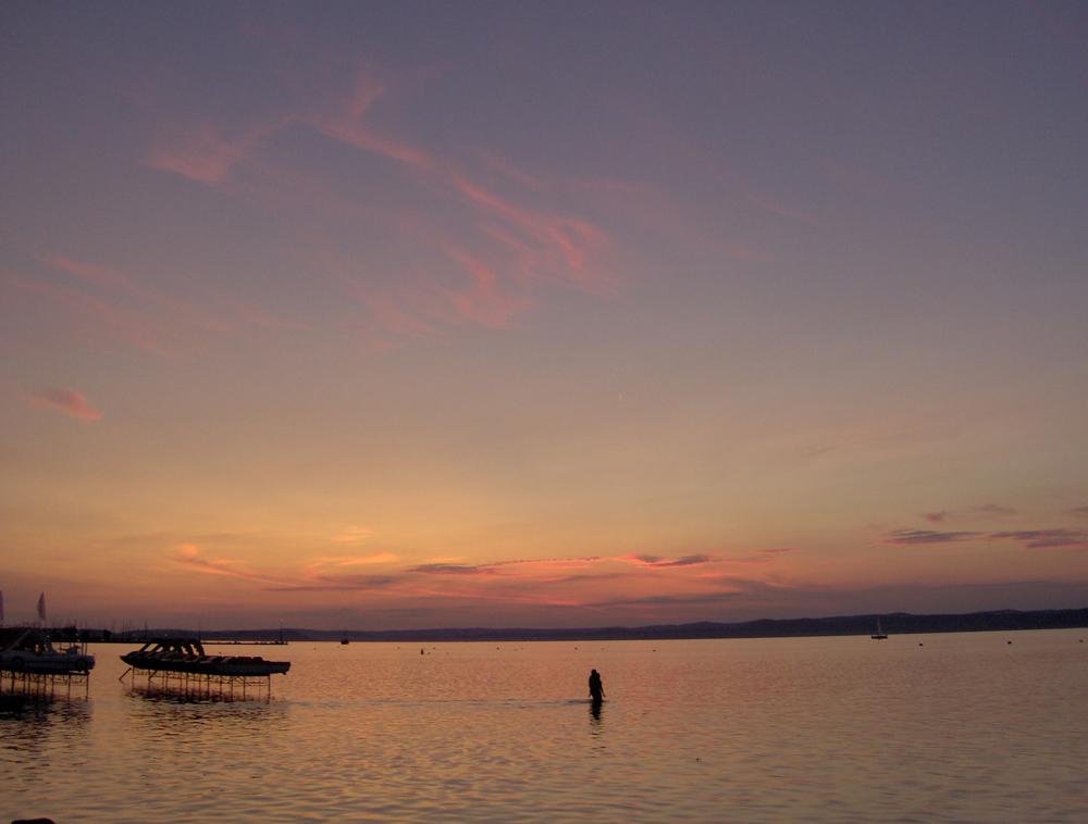 Abend am Strand (1)