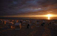 Abend am Westerländer Strand