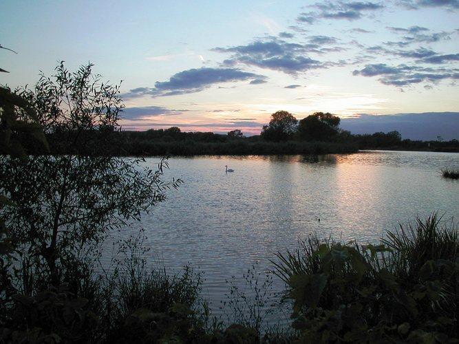 Abend an der Havel 2