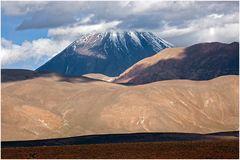 Abend bei San Pedro de Atacama