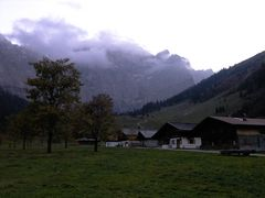 Abend im Karwendel