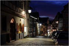 Abend in Bad Wimpfen