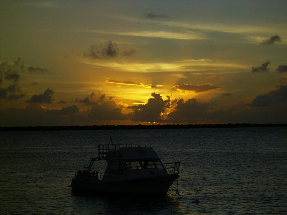 Abend in der Lagune 2