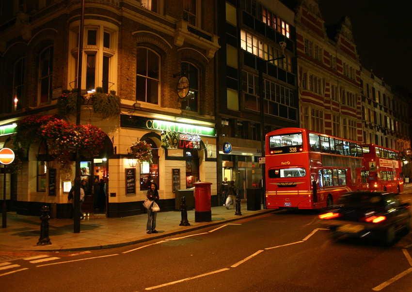 Abend in London