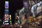 Abend in New York
