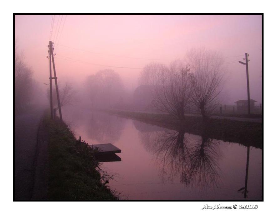 Abend uber Holland