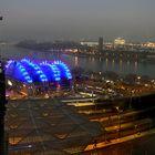 Abendbesichtigung des Kölner Doms in 45 m Höhe