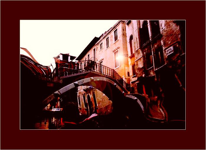 Abendfeeling in Venedig