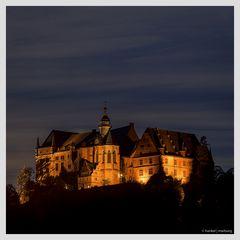 Abendlicher Gruß aus Marburg