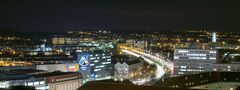 Abendliches Dresden