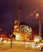 Abendliches Verkehrschaos in Istanbul