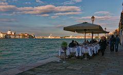 Abendlicht  auf Giudecca