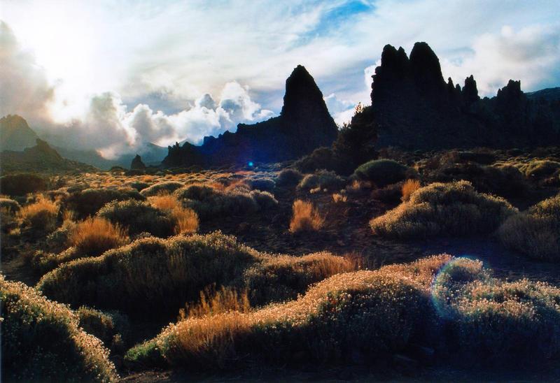 Abend...nach dem Teide