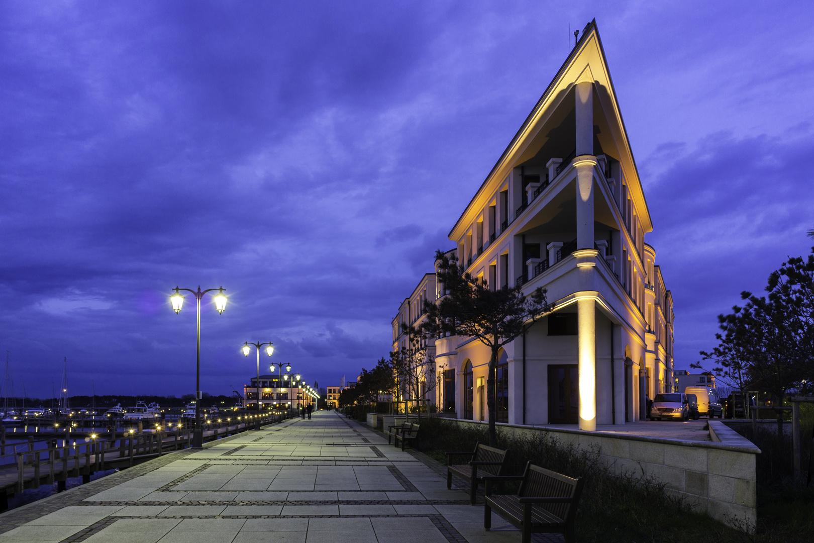Abendpromenade