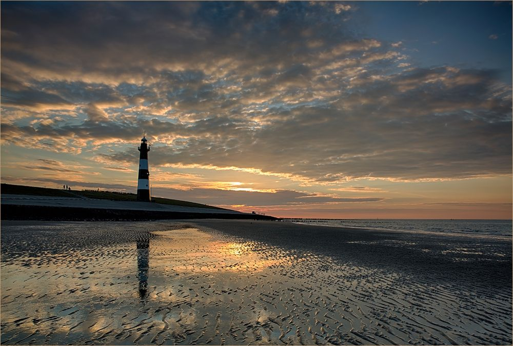 Abendromantik am Leuchtturm